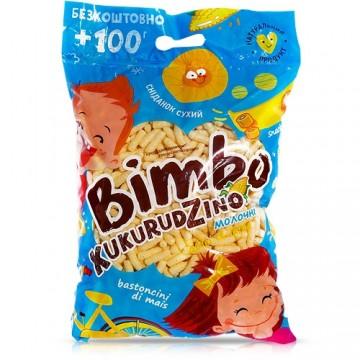 """Палочки кукурузные (400+100г) """"BIMBO"""" молочные """"МАК-ДАК"""""""