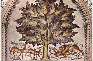 Яблоня в Библии